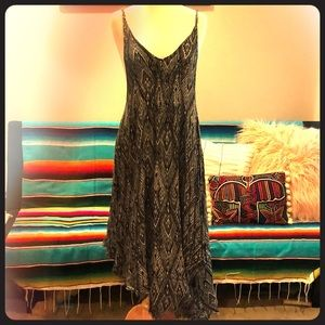 Flowy free People dress